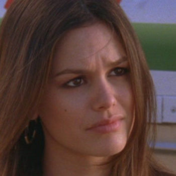 """Rachel Bilson is up for an """"O.C."""" reunion, so California here we come"""