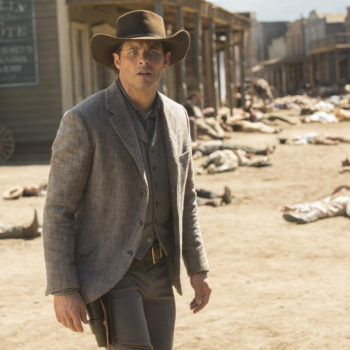 """Here's what might be the only 15 seconds of """"Westworld"""" we get until 2018"""