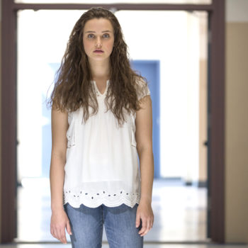 "Katherine Langford calls ""13 Reasons Why"" the best first show she could have done, and we totally agree"
