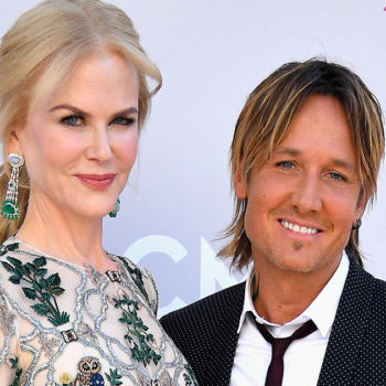 Keith Urban sent the sweetest anniversary message to Nicole Kidman, and our hearts are swelling