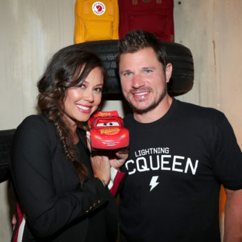 Nick Lachey had to dig through garbage to find his wife's wedding ring, and that's love