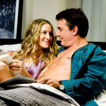 """We almost never learned Mr. Big's first name in """"Sex and the City,"""" and here's why"""