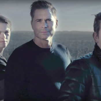 The first trailer for Rob Lowe's supernatural ghost-hunting show is here, and we are intrigued
