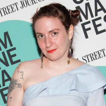 Lena Dunham shared how her tattoos give her a sense of ownership over her body