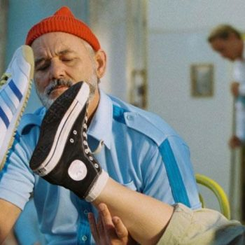 "Adidas surprised us by releasing the shoes worn in Wes Anderson's ""The Life Aquatic with Steve Zissou"""