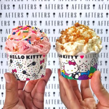 This Hello Kitty ice cream collaboration is a lot to handle