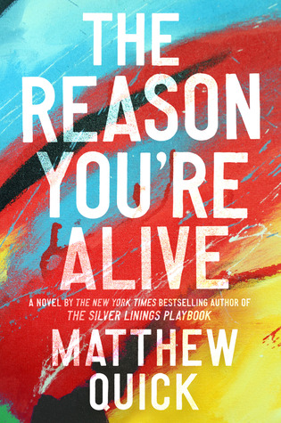 Picture of The Reason You're Alive Book