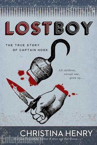 Picture of Lost Boy Book