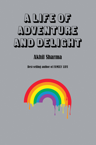 Picture of A Life of Adventure and Delight Book