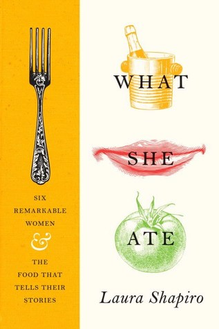 Picture of What She Ate Book
