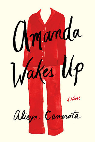 Picture of Amanda Wakes Up Book