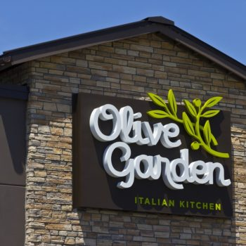 We may be able to order Olive Garden breadsticks on Amazon in the near future