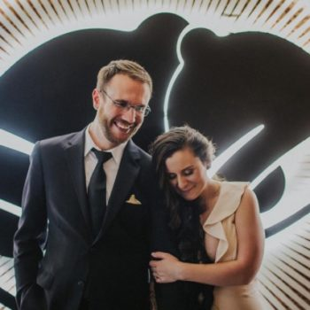 The first Taco Bell wedding took place, and it looked absolutely magical