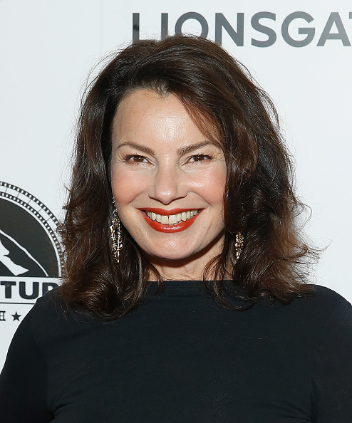 """Fran Drescher attends """"Good Fortune"""" New York premiere at AMC Loews Lincoln Square 13 theater on June 22, 2017 in New York City. (Photo by John Lamparski/WireImage)"""