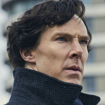 "Hold up, the creator of ""Sherlock"" believes the show will come back"