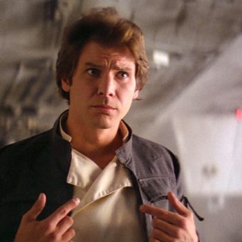 "We might have just learned that Han Solo's infamous run is happening in the ""Star Wars"" prequel"