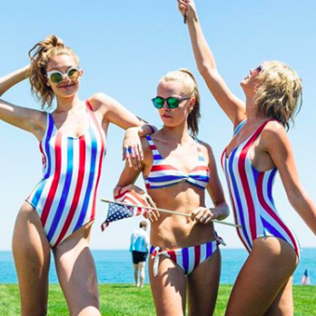 Here's some photos from past Taylor Swift July 4th bashes, because who knows if she's off the grid this year