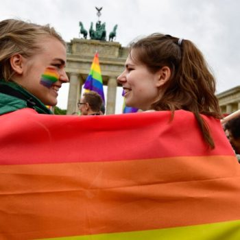 Germany has officially legalized same-sex marriage