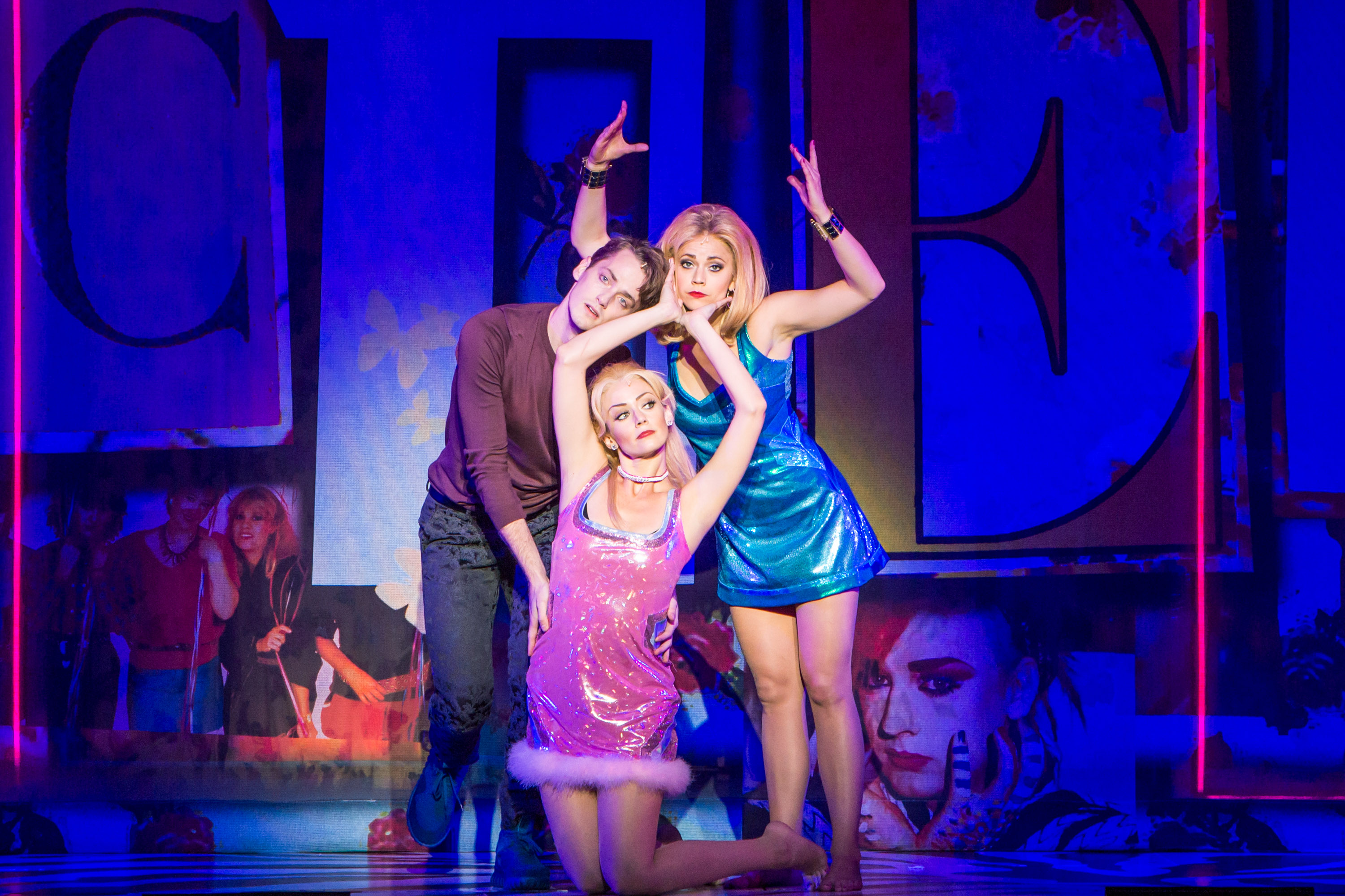Romy and Michele musical