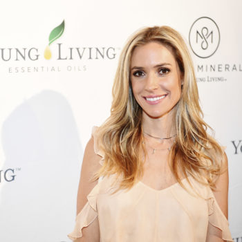 """Kristin Cavallari has some solid parenting advice for her pregnant """"Hills"""" co-stars"""