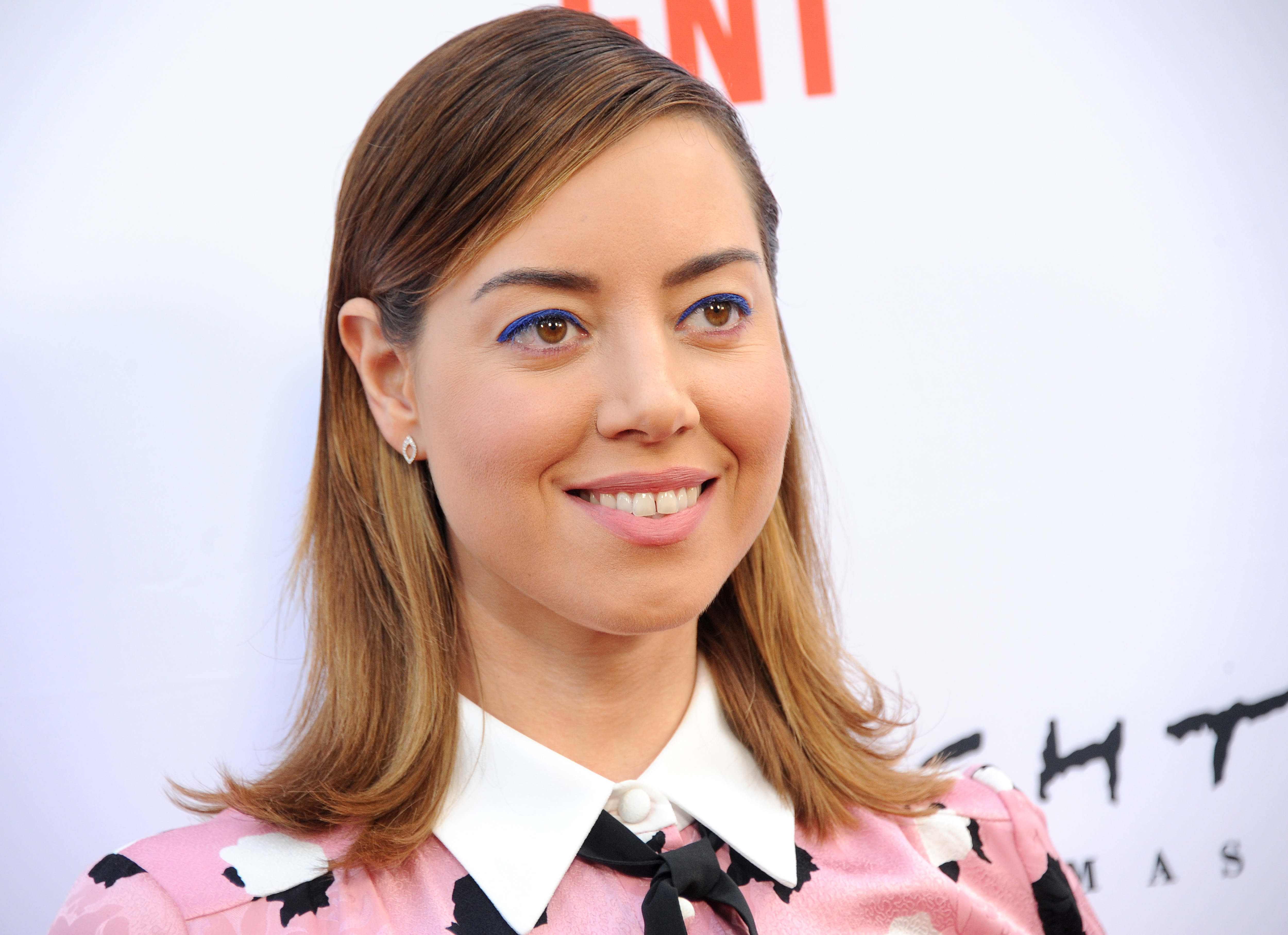 Aubrey Plaza Has Some Strong Opinions About Typing In All Caps And