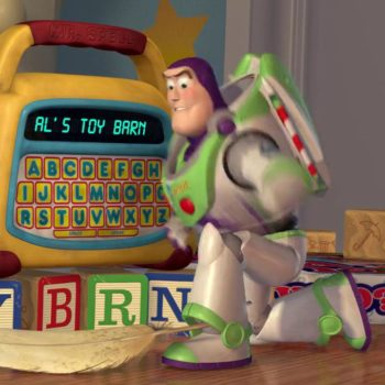 "The man behind that sad Andy's dad ""Toy Story"" tale is sharing another theory about Al's Toy Barn"