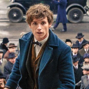 The cover for the <em>Fantastic Beasts 2</em> script is full of hidden Easter eggs — and even better, it's 100% Johnny Depp free