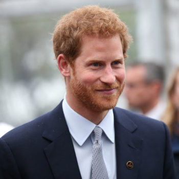 Prince Harry will participate in his very first official royal task this month — upon request from his grandma