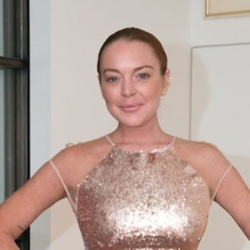 Lindsay Lohan's 31st birthday featured an epic yacht-shaped cake
