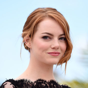 Emma Stone reveals that some male costars took pay cuts for her, so *everyone* could have equal pay