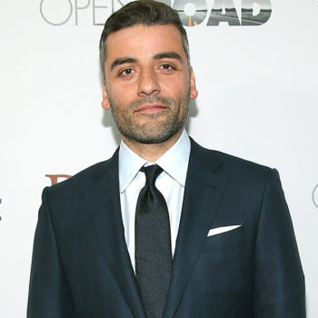 Oscar Isaac has shared the moving story behind his son's name
