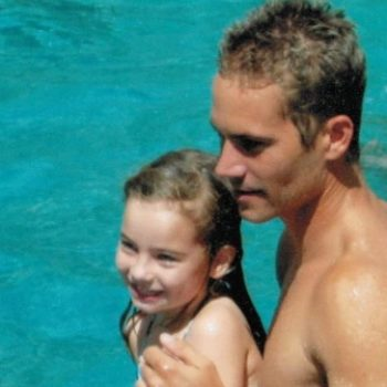 Paul Walker's daughter returned to Instagram after a year-long hiatus, and she's so grown up