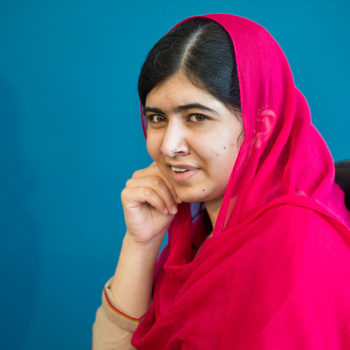 Malala Yousafzai is now on Twitter, and the internet instantly became a better place