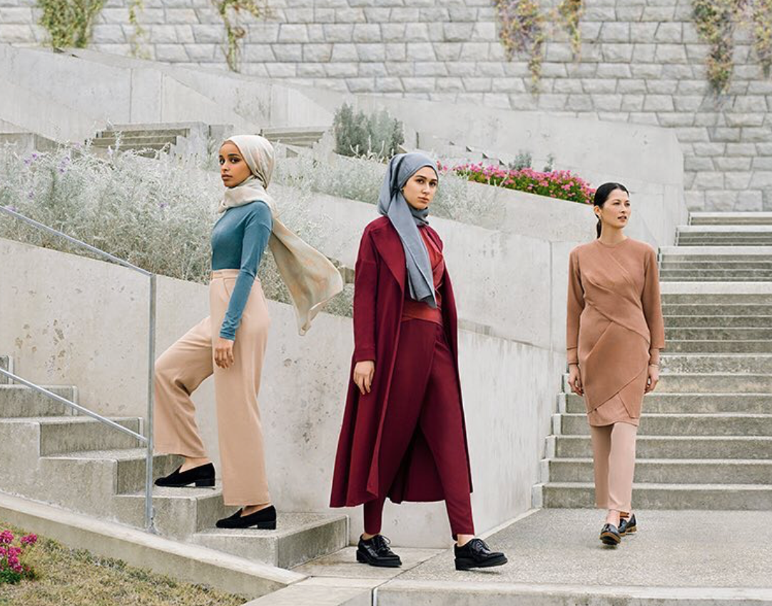 Uniqlo's new modest collection is for those on the hunt for affordable fashion