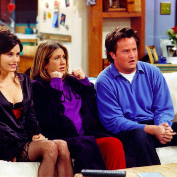 """This """"Friends"""" fan theory makes us feel sorry for Rachel"""