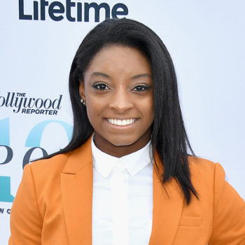 Simone Biles had an awesome response when someone called her a bad role model
