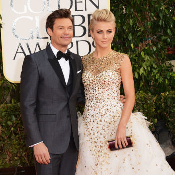Ryan Seacrest only had the loveliest things to say about ex Julianne Hough on her wedding day