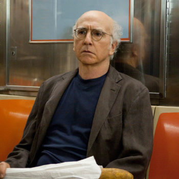 "We finally have a premiere date for the new season of ""Curb Your Enthusiasm,"" and we're pret-tay, pret-tay pleased"