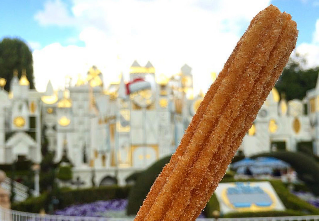 Disneyland Is Releasing Two New Churro Flavors And Our