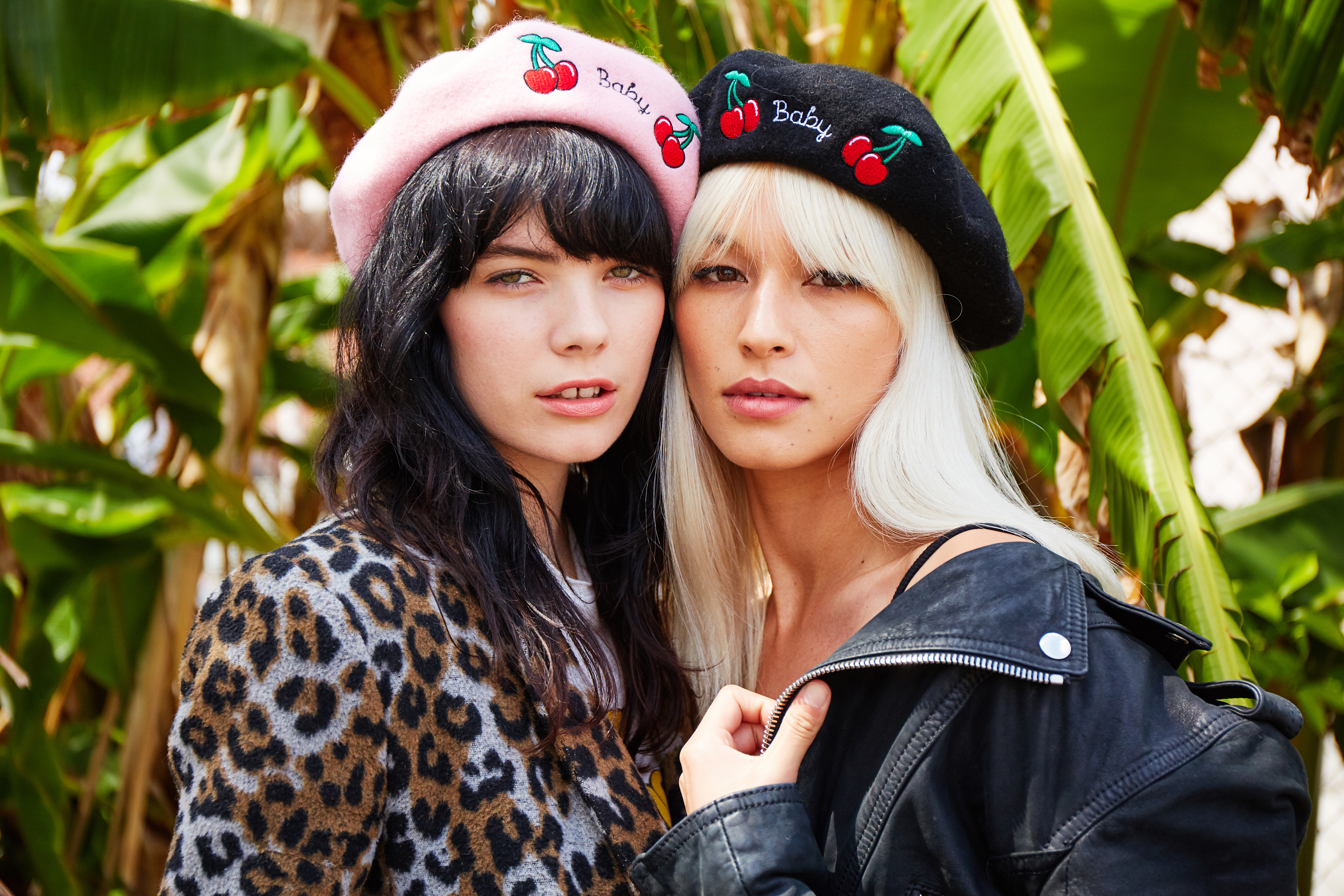 Valfré just released berets so you can live your French