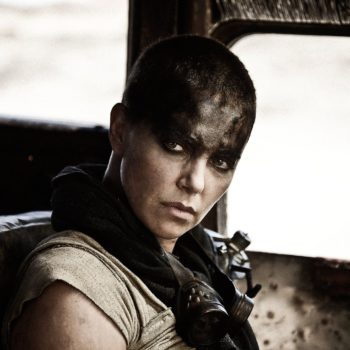 "Charlize Theron is game for a ""Mad Max: Fury Road"" prequel, and yes please to more Furiosa"