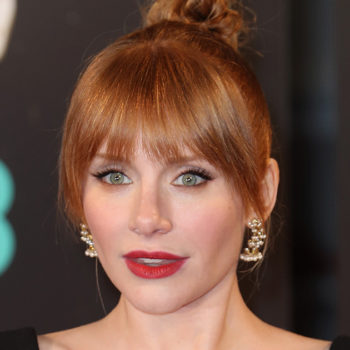 "Bryce Dallas Howard admits she ""ugly cried"" when ""Jurassic World 2"" wrapped filming, and same"