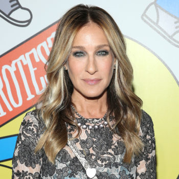 Sarah Jessica Parker chopped off her signature hair