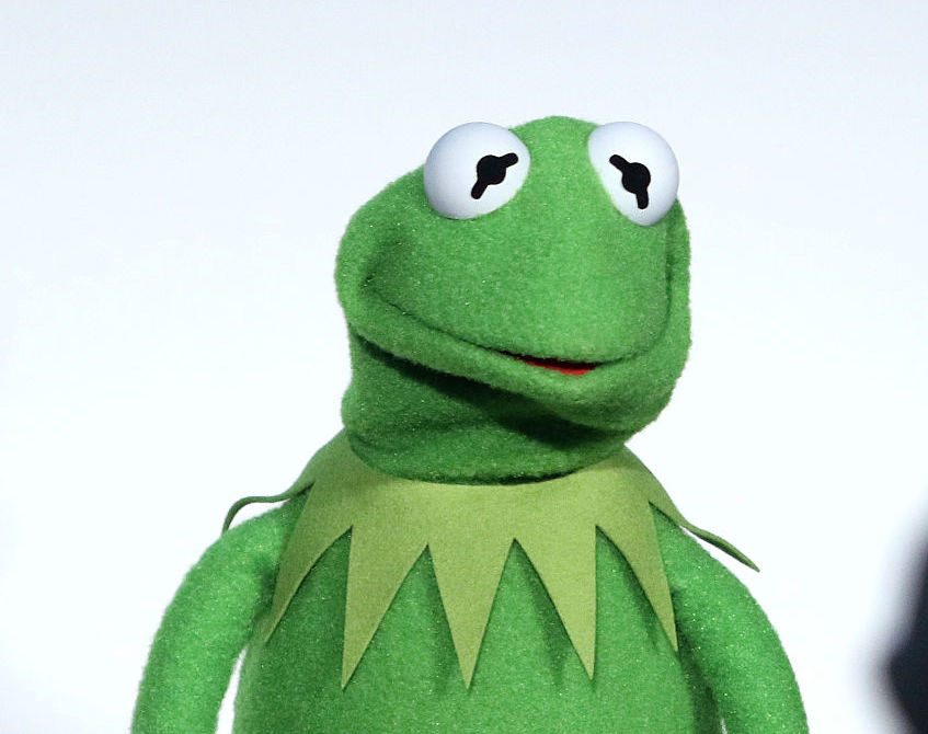 Kermit The Frog Is Getting A New Voice Hellogiggles