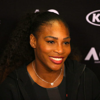 Serena Williams tried to deposit her first $1 million check at a bank drive-thru, which is hilariously unrelatable