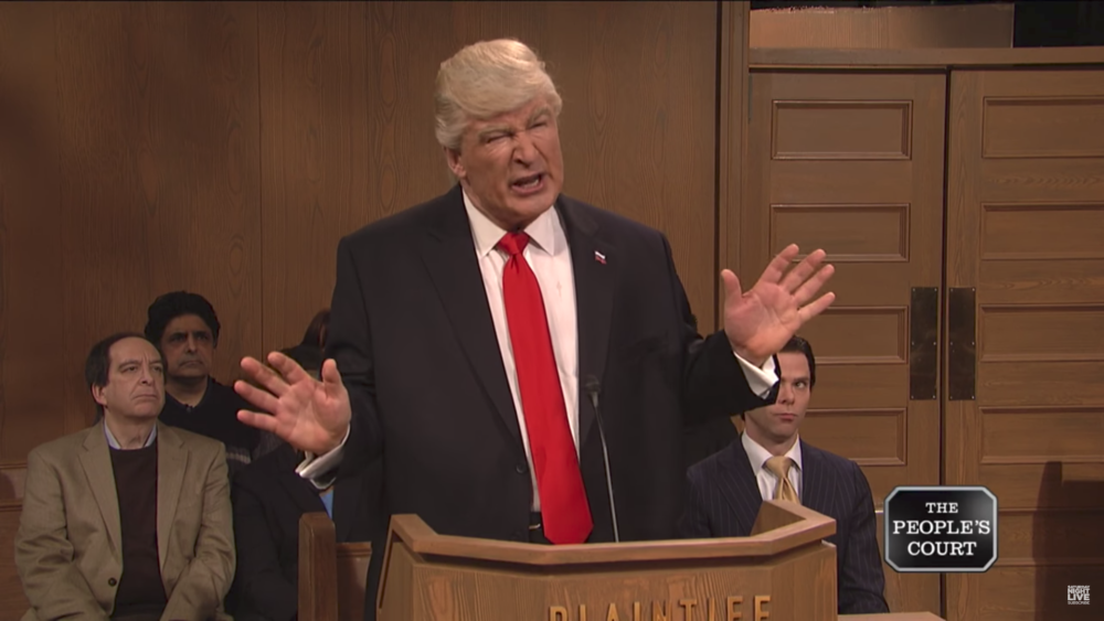 """SNL"" got an unprecedented number of Emmy noms this year, and it's probably because of Trump"