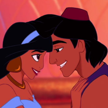 Here's who the internet wants to play Aladdin and Jasmine in Disney's live-action remake