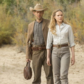 """""""Westworld"""" was nominated for 22 (!) Emmys, and here's what Evan Rachel Wood had to say"""