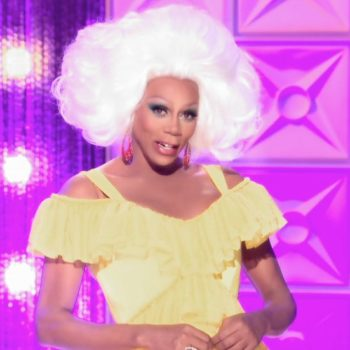 """""""RuPaul's Drag Race"""" just totally swept the Emmy nominations"""