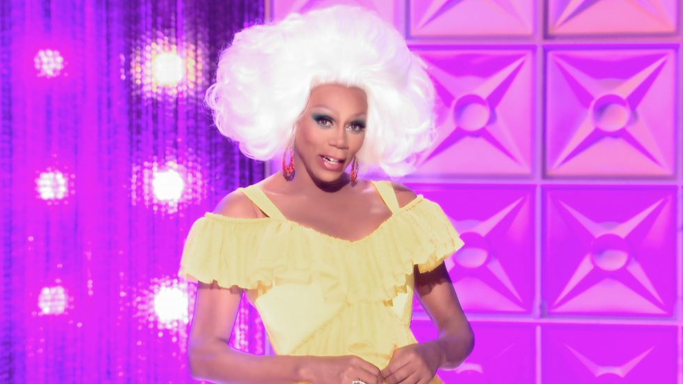 """RuPaul's Drag Race"" just totally swept the Emmy nominations"